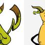Pikachu and Raichu Idiot Squad by Boss