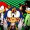 Sonic's Halloween Costume DX