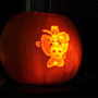Derpcraft pumpkin by Sundownx