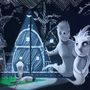 Trick-ah-Treating as Ghosts 2