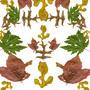 Leaf Pattern 1