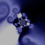 Blue Surf by Destrayop