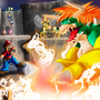 Epic Mario Battles by KS1985