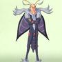 Moth-Man by Rikert