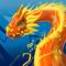 Flame dragon