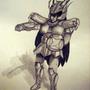 Dragon Action Figure by Werito100