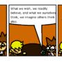 Roast: Comic 1: Salad by RoastInc