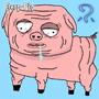 Derp Pig by IcyManaStudios