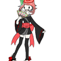 Sushi Princess by Chocobogirl
