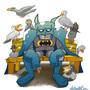 No more Dark Knight movies by MACHINA-3014