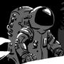 Buzz Aldrin is drunk again by Letal