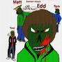 eddworld fan art by LIGHTSOUT56