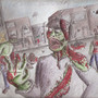 Zombies by UltimatePoke