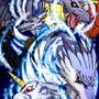 The Digivolution of Tsunomon by BiggCaZv2