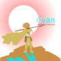 Cyan del Arena Carmesí: cover1 by Linhishyra