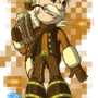 Sugar Rush OC by Nintendoart