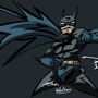 All that Power- Batman!!! by Neochilds