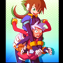 Megaman ZX Advent Love by Tomycase