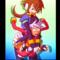 Megaman ZX Advent Love