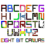 8 Bit Canvas by MJIB