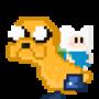 Adventure Time Meets Yoshi