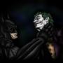 Arkham Asylum - Batman and Jok