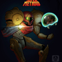 Super Metroid by deathink