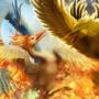 The Legendary Bird Trio