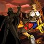 Darkest Adversary by Nerdbayne