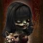 Zombie Chick by liransz