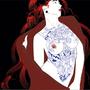la chica de cabello de fuego by soernut