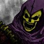 Skeletor by Zedonius2D