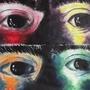 Colorized Quadrant Eyes