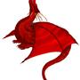 Dragon awakening by Xesenix