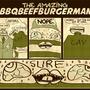 THE AMAZING BBQBEEFBURGERMAN