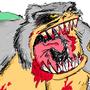 Gorillas evil by RockBullet