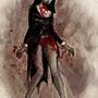 zombie nun by FASSLAYER