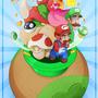 Super Mario Bros by crashtesterX