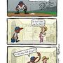 Baseball Heckler. by ToonHole