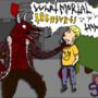 Satan Claus by scuddle