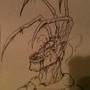 Strange Head Thing Sketch. by MrTriplexi