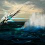 Pirate Skimmer by EchoCharlieDelta