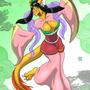 Amberling as Sakuya