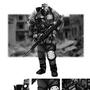 Heavy Gunner by EchoCharlieDelta