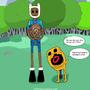 Adventure Time Sackboy by JMartin97