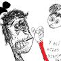 Nacho Mouse tutorial draw by Elnacho90