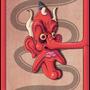 Tengu Card by Rikert