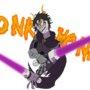 HOMEWARS: DARTH GAMZEE by MST3KMAN