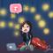 Singing in the night