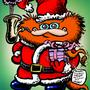 Santa Paws by JWBalsley